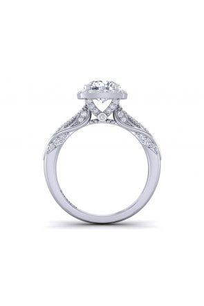 Pave Engagement Ring HEIR-1140-A HEIR-1140-A