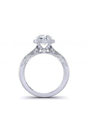 Pave Engagement Ring HEIR-1140-C HEIR-1140-C