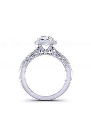 Pave Engagement Ring HEIR-1140-F HEIR-1140-F