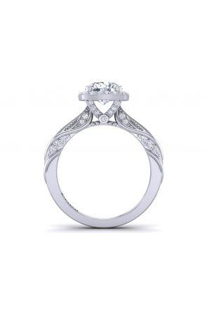 Pave Engagement Ring HEIR-1140-G HEIR-1140-G