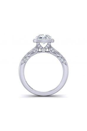 Pave Engagement Ring HEIR-1140-H HEIR-1140-H