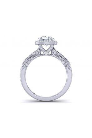 Pave Engagement Ring HEIR-1140-J HEIR-1140-J