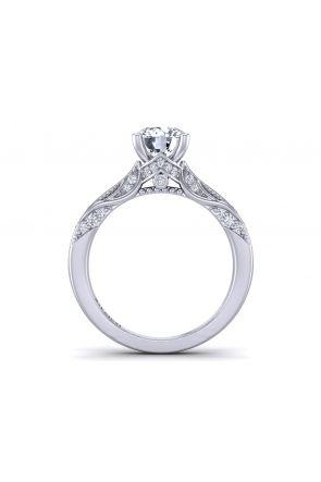 Pave Engagement Ring HEIR-1140S-CS HEIR-1140S-CS