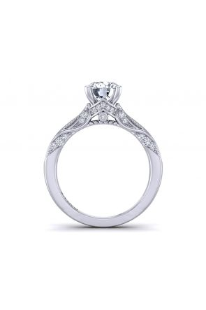 Pave Engagement Ring HEIR-1140S-DS HEIR-1140S-DS