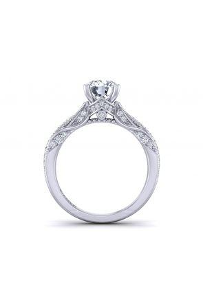 Pave Engagement Ring HEIR-1140S-ES HEIR-1140S-ES