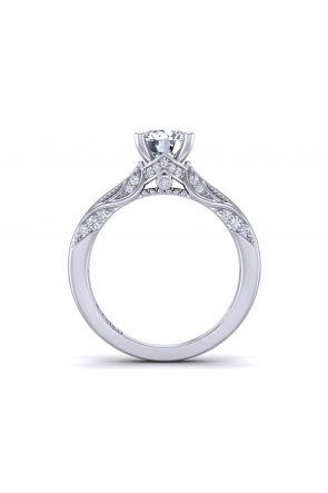 Pave Engagement Ring HEIR-1140S-FS HEIR-1140S-FS