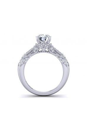 Pave Engagement Ring HEIR-1140S-KS HEIR-1140S-KS