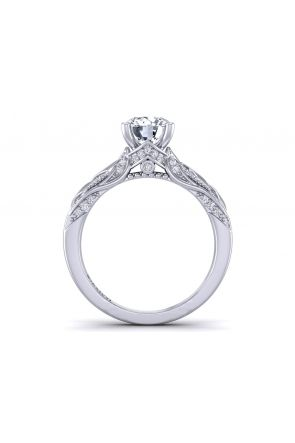 Pave Engagement Ring HEIR-1140S-LS HEIR-1140S-LS
