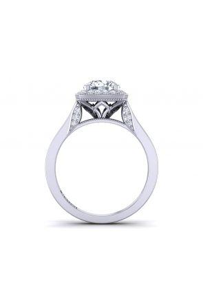 Pave Engagement Ring HEIR-1476-B HEIR-1476-B