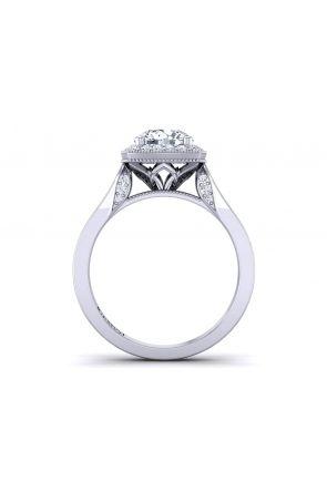 Pave Engagement Ring HEIR-1476-H HEIR-1476-H