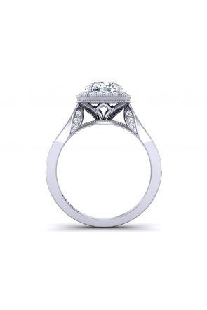 Pave Engagement Ring HEIR-1476-J HEIR-1476-H-1