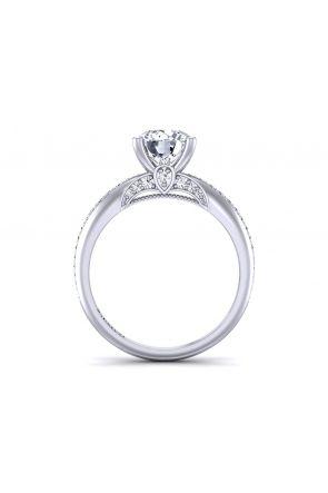 Princess collection Engagement Ring PR1470-4 PR1470-4