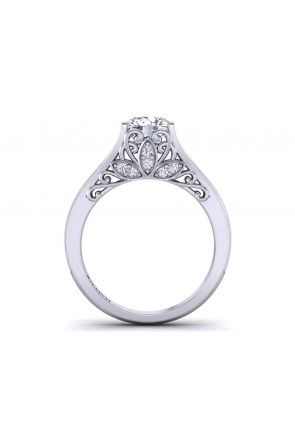 Pave Engagement Ring SWAN-1178-A SWAN-1178-A