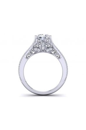 Pave Engagement Ring SWAN-1178-B SWAN-1178-B