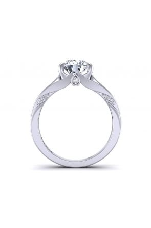 Pave Engagement Ring SWAN-1436-A SWAN-1436-A