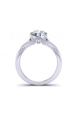 Pave Engagement Ring SWAN-1436-B SWAN-1436-B