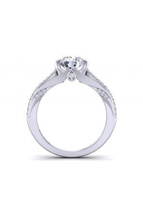 Pave Engagement Ring SWAN-1436-C SWAN-1436-C