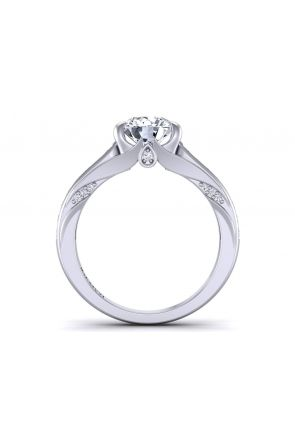 Pave Engagement Ring SWAN-1436-D SWAN-1436-D