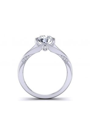 Pave Engagement Ring SWAN-1436-E SWAN-1436-E