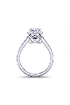 Pave Engagement Ring TLP-1200H-AH TLP-1200H-AH