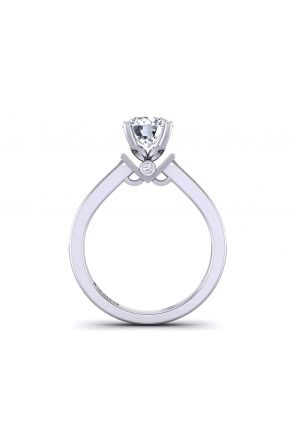 Pave Engagement Ring TLP-1200S-FS TLP-1200S-FS