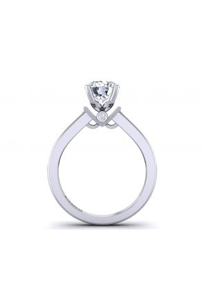 Pave Engagement Ring TLP-1200S-GS TLP-1200S-GS