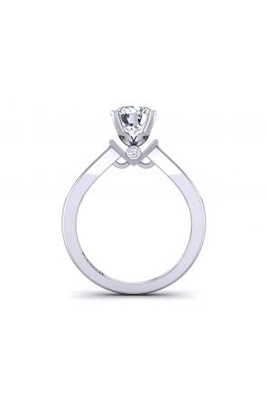 Pave Engagement Ring TLP-1200S-HS TLP-1200S-HS