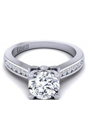 Unique simple minimalist designer vintage style ring TLP-1200S-HS TLP-1200S-HS