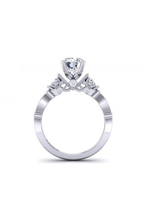 Pave Engagement Ring TLP3-1200-G3 TLP3-1200-G3