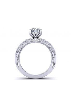 Pave Engagement Ring WIST-1510S-CS WIST-1510S-CS
