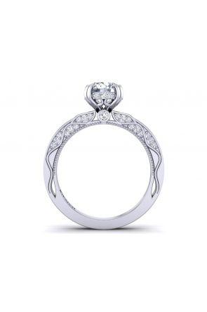 Pave Engagement Ring WIST-1510S-ES WIST-1510S-ES