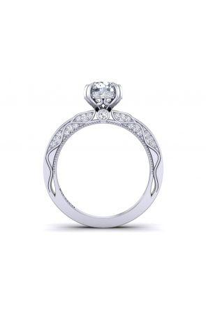 Pave Engagement Ring WIST-1510S-FS WIST-1510S-FS