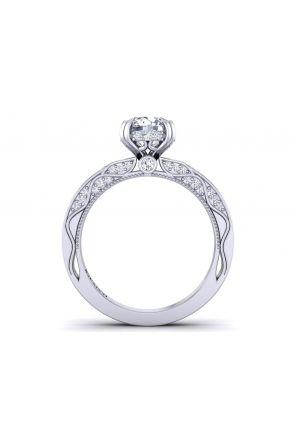Pave Engagement Ring WIST-1510S-HS WIST-1510S-HS