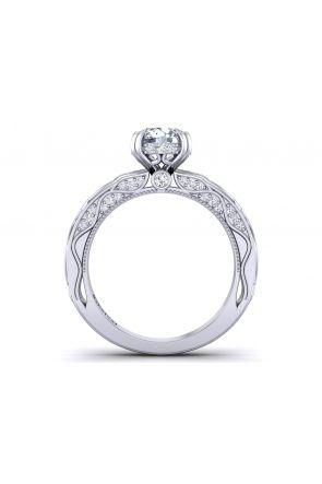 Pave Engagement Ring WIST-1510S-KS WIST-1510S-KS
