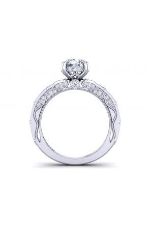 Pave Engagement Ring WIST-1510S-LS WIST-1510S-LS