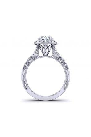 Pave Engagement Ring WIST-1529-HD WIST-1529-HD