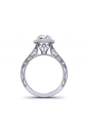 Pave Engagement Ring WIST-1529-HH WIST-1529-HH