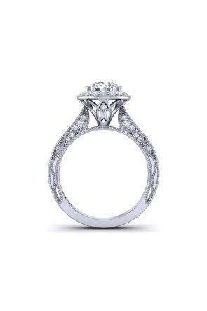 Pave Engagement Ring WIST-1529-HK WIST-1529-HK