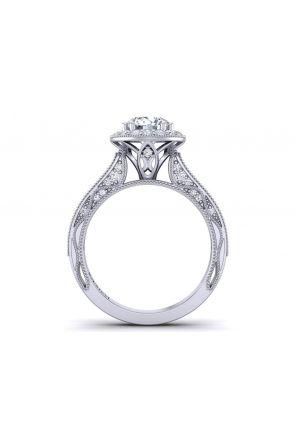 Pave Engagement Ring WIST-1529-HL WIST-1529-HL