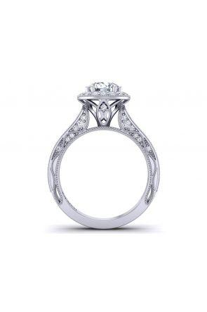 Pave Engagement Ring WIST-1529-HN WIST-1529-HN