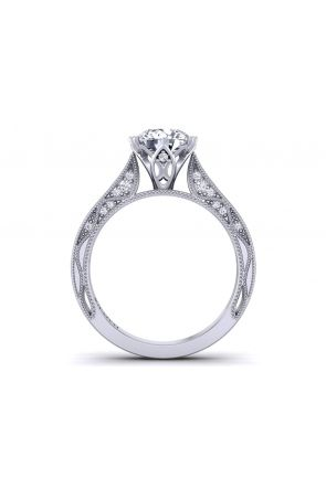 Pave Engagement Ring WIST-1529-SD WIST-1529-SD