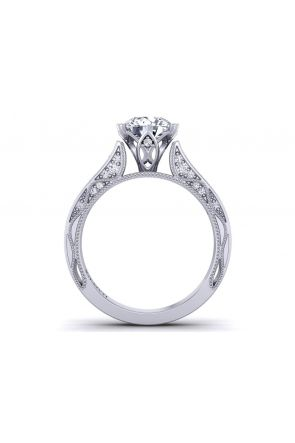 Pave Engagement Ring WIST-1529-SF WIST-1529-SF