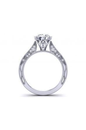 Pave Engagement Ring WIST-1529-SH WIST-1529-SH