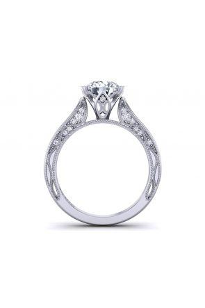 Pave Engagement Ring WIST-1529-SL WIST-1529-SL