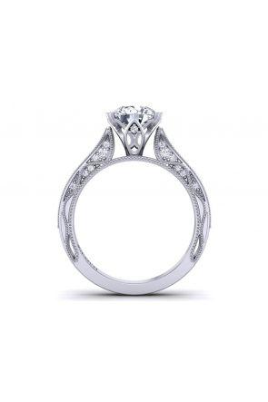 Pave Engagement Ring WIST-1529-SM WIST-1529-SM