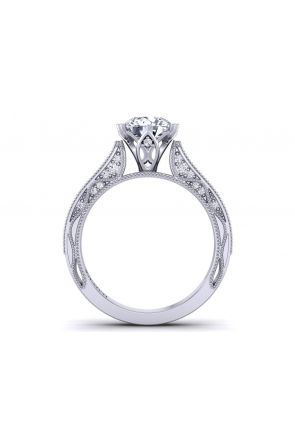 Pave Engagement Ring WIST-1529-SN WIST-1529-SN