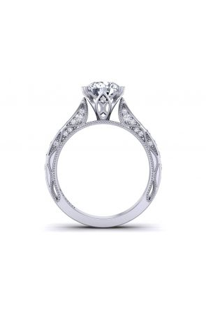 Pave Engagement Ring WIST-1529-SP WIST-1529-SP