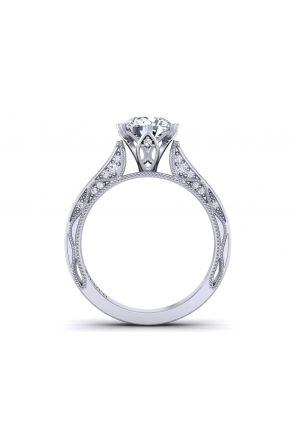 Pave Engagement Ring WIST-1529-SQ WIST-1529-SQ