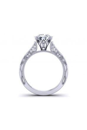 Pave Engagement Ring WIST-1529-SR WIST-1529-SR