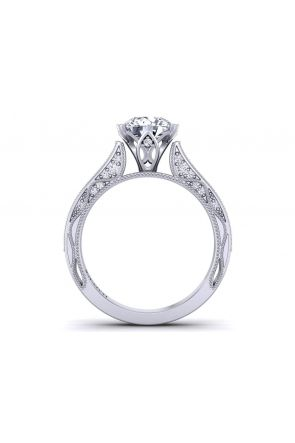 Pave Engagement Ring WIST-1529-SS WIST-1529-SS